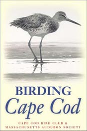 Birding Cape Cod Book Cover